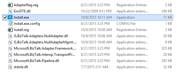 NullAdapter-Install