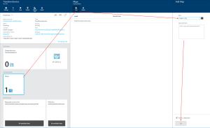 Screenshot 3 - Uploading BizTalk Services map
