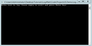 Console Application - Image 1