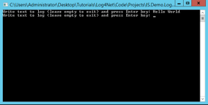 Console Application - Image 2