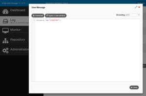NullAdapter-IntegrationManagerViewMessage